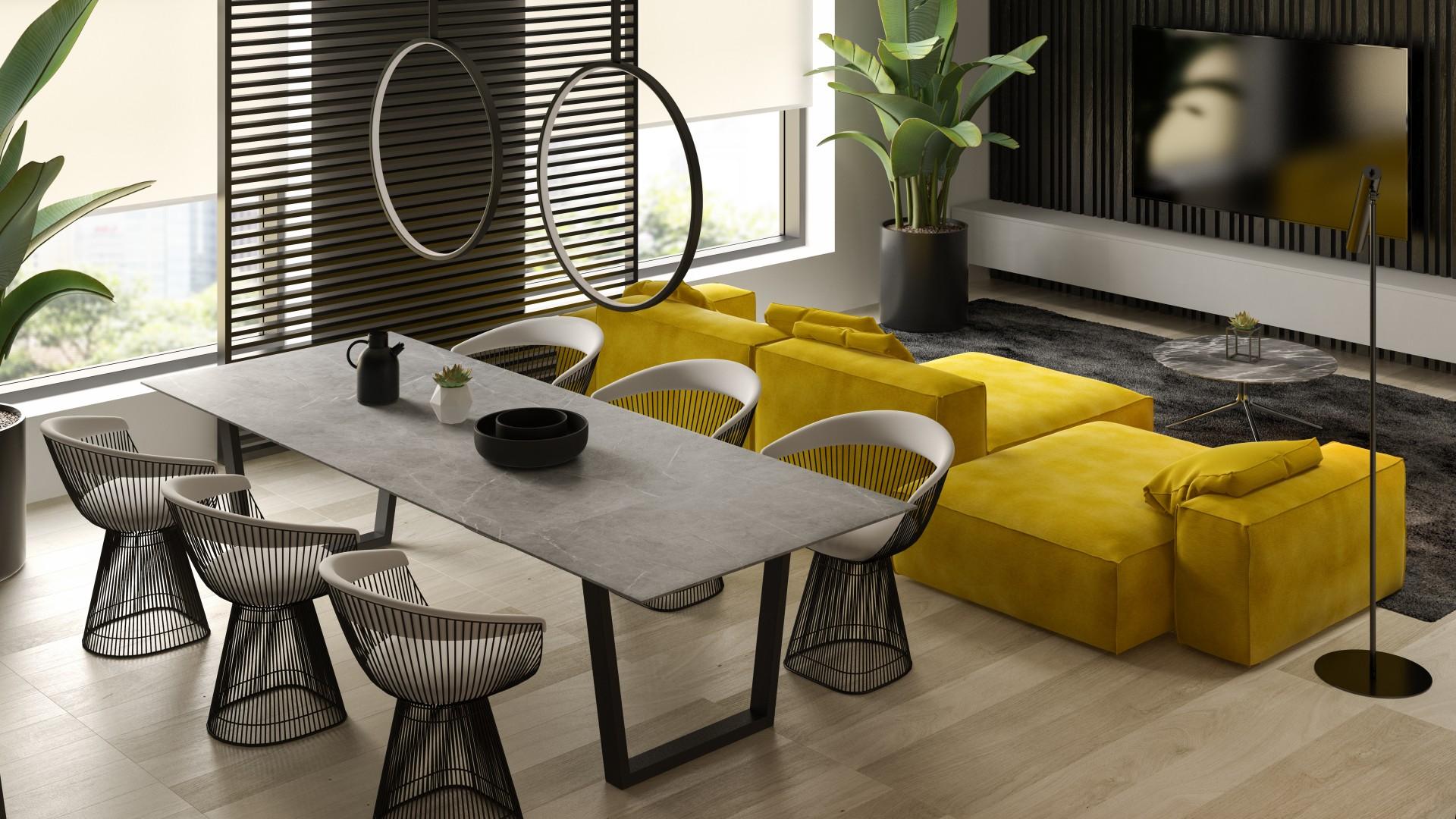 Новая коллекция столов и стульев