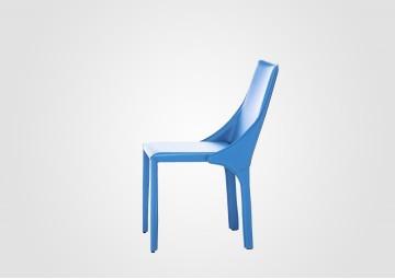Стул Греси (голубой)