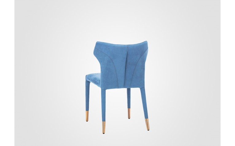 Стул Оливер (голубой) 20 990 руб. Рис.4