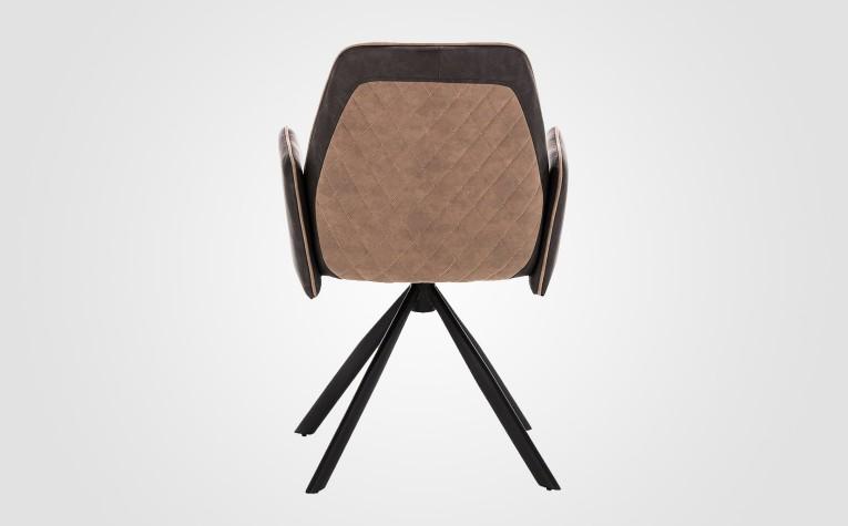 Стул Робин П поворотный  (коричневый) 15 980 руб. Рис.4
