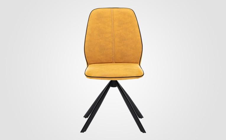 Стул Робин поворотный (желтый) 12 980 руб. Рис.1