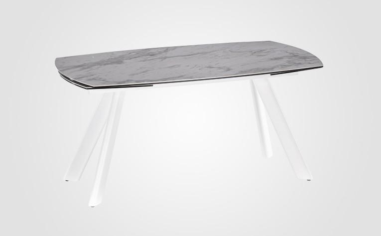 Стол Винсент с белыми ногами 99 900 руб. Рис.1