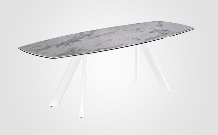 Стол Винсент с белыми ногами 99 900 руб. Рис.4