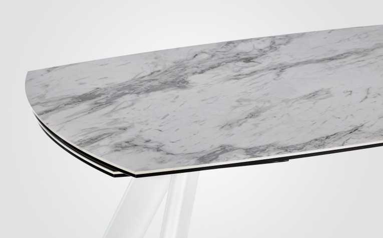 Стол Винсент с белыми ногами 99 900 руб. Рис.5