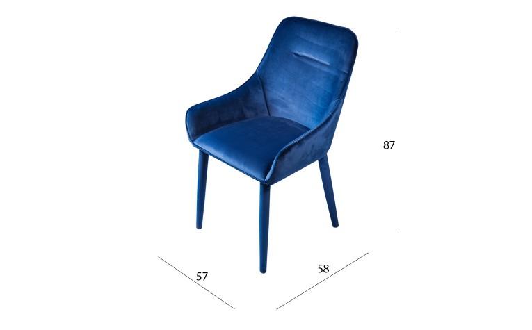 Стул Фарини (синий) 10 950 руб. Рис.6