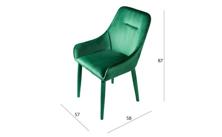 Стул Фарини (зеленый) 10 950 руб. Рис.7